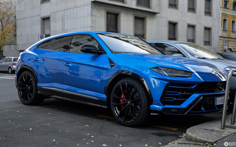 Lamborghini Urus , 30 December 2018 , Autogespot