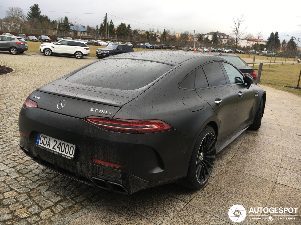 mercedes amg gt 63 s x290 31 dezember 2018 autogespot. Black Bedroom Furniture Sets. Home Design Ideas